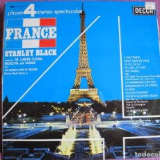 Discos de vinil: LP - STANLEY BLACK - FRANCE (SPAIN, DECCA 4 FASES 1967). Lote 210946664