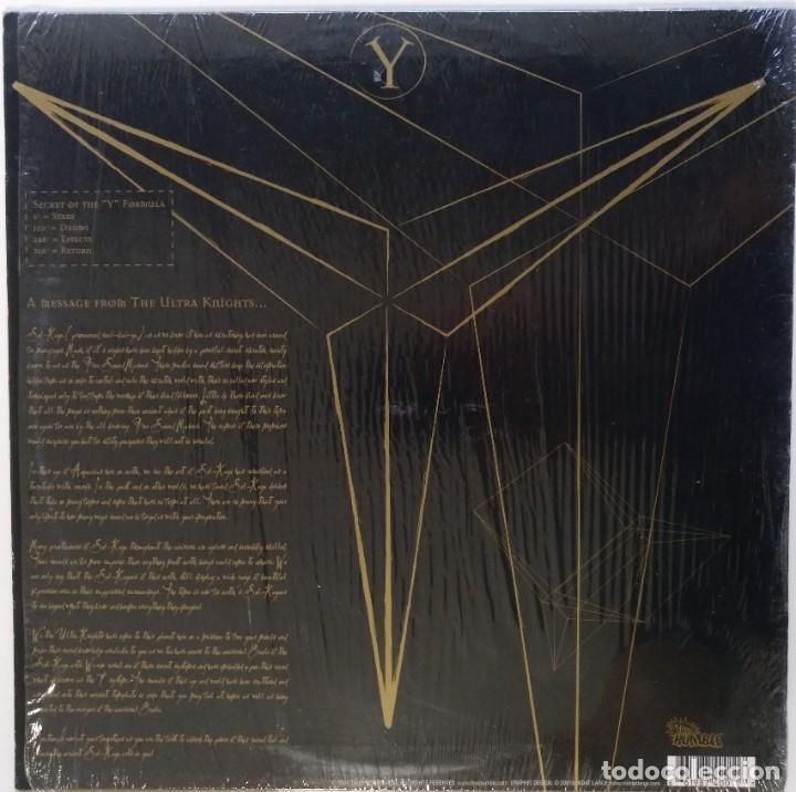 "Discos de vinilo: DJ Q-BERT - SECRET OF THE Y FORMULA [HIP HOP / SCRATCH / TURNTABLISM] [ORIGINAL LP 12"" 33RPM] [2001] - Foto 3 - 210947502"