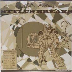 "Discos de vinilo: NOISY STYLUS -STYLUS BREAKS [GERMANY HIP HOP / SCRATCH / TURNTABLISM] [ORIGINAL LP 12"" 33RPM] [2002]. Lote 210948562"