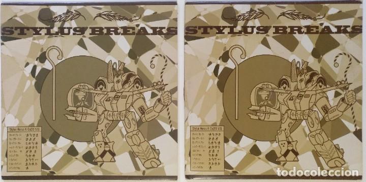 "Discos de vinilo: NOISY STYLUS -STYLUS BREAKS [GERMANY HIP HOP / SCRATCH / TURNTABLISM] [ORIGINAL LP 12"" 33RPM] [2002] - Foto 2 - 210948562"