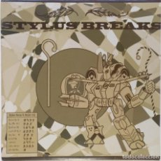 "Discos de vinilo: NOISY STYLUS -STYLUS BREAKS [GERMANY HIP HOP / SCRATCH / TURNTABLISM] [ORIGINAL LP 12"" 33RPM] [2002]. Lote 210948710"