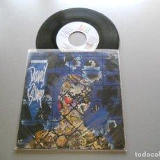 Discos de vinilo: DAVID BOWIE – BLUE JEAN SINGLE 1984 VG++/VG++. Lote 210948850
