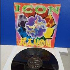 Discos de vinilo: MAXI SINGLE DISCO VINILO - ICON - KANON. Lote 210949015