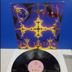Discos de vinilo: MAXI SINGLE DISCO VINILO - K-E.P. IN - TENSION. Lote 210949886