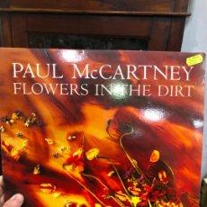 Discos de vinilo: LP PAUL MC CARTNEY - FLOWERS IN THE DIRT. Lote 210949974