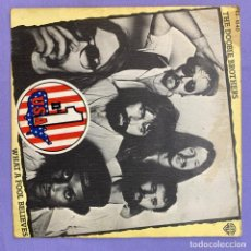 Discos de vinilo: SINGLE THE DOOBIE BROTHERS - WHAT A FOOL BELIEVES - G - MADRID 1979. Lote 210950410
