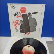 Discos de vinilo: MAXI SINGLE DISCO VINILO - DATA - LIVING INSIDE ME. Lote 210950586