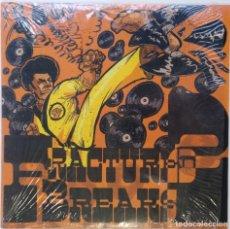 "Discos de vinilo: DJ ECLIPSE & DJ KO -FRACTURED BREAK 2 [HIP HOP / SCRATCH / TURNTABLISM][ORIGINAL LP 12"" 33RPM][2003]. Lote 210950680"