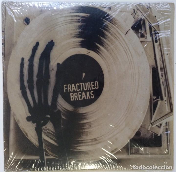 "DJ ECLIPSE & DJ KO -FRACTURED BREAKS [HIP HOP / SCRATCH / TURNTABLISM][ORIGINAL LP 12"" 33RPM][1998] (Música - Discos - LP Vinilo - Rap / Hip Hop)"