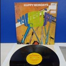 Discos de vinilo: MAXI SINGLE DISCO VINILO - HAPPY MONDAYS - HALLELUJAH. Lote 210953674