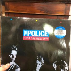 Discos de vinilo: LP THE POLICE - THEIR GREATEST HITS. Lote 210954145