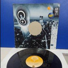 Discos de vinilo: MAXI SINGLE DISCO VINILO - GENLOG - MOCKMOON '98. Lote 210954405