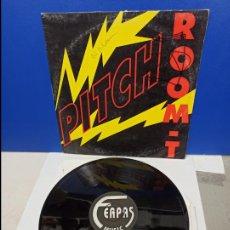 Discos de vinilo: MAXI SINGLE DISCO VINILO - ROOM-T - PITCH. Lote 210957609