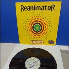 Discos de vinilo: MAXI SINGLE DISCO VINILO - DJ PAWNI - REANIMATOR. Lote 210957744