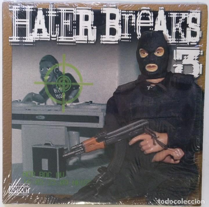 "DJ ROC RAIDA - HATER BREAKS 3 [HIP HOP / SCRATCH / TURNTABLISM] [DJ BATTLE TOOL LP 12"" 33RPM] [2006] (Música - Discos - LP Vinilo - Rap / Hip Hop)"