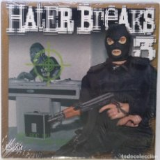 "Discos de vinilo: DJ ROC RAIDA - HATER BREAKS 3 [HIP HOP / SCRATCH / TURNTABLISM] [DJ BATTLE TOOL LP 12"" 33RPM] [2006]. Lote 210961637"