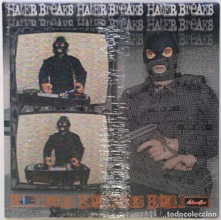 "Discos de vinilo: DJ ROC RAIDA - HATER BREAKS 3 [HIP HOP / SCRATCH / TURNTABLISM] [DJ BATTLE TOOL LP 12"" 33RPM] [2006] - Foto 2 - 210961637"