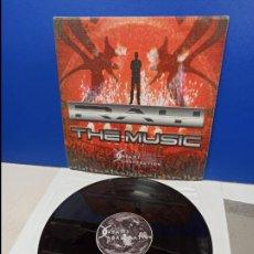 Discos de vinilo: MAXI SINGLE DISCO VINILO - DJ RAY - THE MUSIC. Lote 210961776