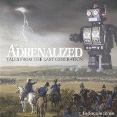 Discos de vinilo: ADRENALIZED – TALES FROM THE LAST GENERATION. Lote 210962095