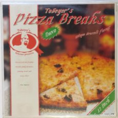 "Discos de vinilo: TOBEYER - PIZZA BREAKS [HIP HOP / SCRATCH / TURNTABLISM] [DJ BATTLE TOOL LP 12"" 33RPM] [2003]. Lote 210962117"