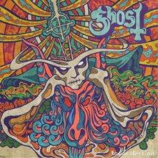 Discos de vinilo: GHOST – SEVEN INCHES OF SATANIC PANIC. Lote 210962706