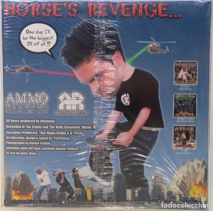 "Discos de vinilo: DJ INFAMOUS - MIDGET MADNESS BREAKS [HIP HOP / SCRATCH / TURNTABLISM] [DJ TOOL LP 12"" 33RPM] [2002] - Foto 2 - 210963639"