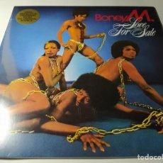 Discos de vinilo: LP - BONEY M. – LOVE FOR SALE - 88985409261 (¡¡ NUEVO!! ). Lote 210963675