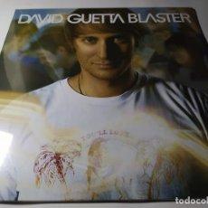 Discos de vinilo: LP - DAVID GUETTA ?– GUETTA BLASTER - 2LP - 72435 719691 8 (¡¡ NUEVO!! ). Lote 210963811