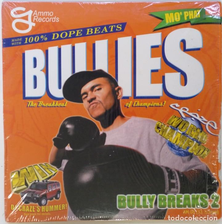 "DJ CRAZE - BULLY BREAKS 2 [HIP HOP / SCRATCH / TURNTABLISM] [DJ BATTEL TOOL LP 12"" 33RPM] [2003] (Música - Discos - LP Vinilo - Rap / Hip Hop)"
