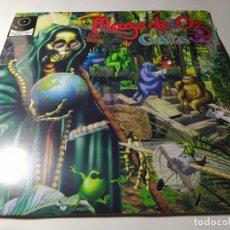 Discos de vinilo: LP - MÄGO DE OZ ?– GAIA - 0190295376741 - 2LP + CD (¡¡ NUEVO!! ). Lote 210964130