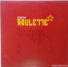 """Discos de vinilo: DJ JS-1 - SCRATCH ROULETTE [HIP HOP / SCRATCH / TURNTABLISM] [DJ BATTEL TOOL LP 12"""" 33RPM] [2004]. Lote 210964217"""
