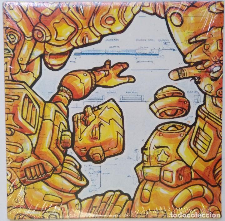 """DJ Q-BERT - BREAKTIONARY VOL.3 [HIP HOP / SCRATCH / TURNTABLISM][DJ BATTEL TOOL LP 12"""" 33RPM] [2006] (Música - Discos - LP Vinilo - Rap / Hip Hop)"""