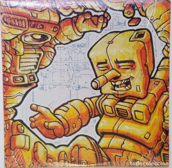 """DJ Q-BERT - BREAKTIONARY VOL.2 [HIP HOP / SCRATCH / TURNTABLISM][DJ BATTEL TOOL LP 12"""" 33RPM] [2006] (Música - Discos - LP Vinilo - Rap / Hip Hop)"""
