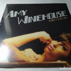 Discos de vinilo: LP - AMY WINEHOUSE ‎– BACK TO BLACK - B0008994-01 (¡¡ NUEVO!! ). Lote 210965397