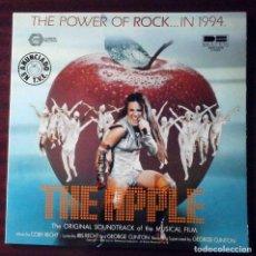 Discos de vinilo: LP B.S.O. THE APPLE. THEN POWER OF ROCK... IN 1994 PORTADA ABIERTA.. Lote 210969505