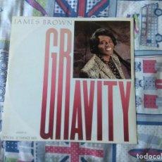 Discos de vinilo: JAMES BROWN – GRAVITY. Lote 210969557