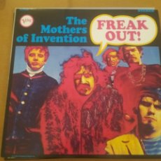 Discos de vinilo: FRANK ZAPPA THE MOTHERS OF INVENTION FREAK OUT LP. Lote 220993542