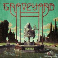 Discos de vinilo: GRAVEYARD - PEACE (ED. LMTD CLEAR VINYL). Lote 210970022