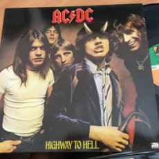Discos de vinilo: AC DC AC/DC (HIGHWAY TO HELL) LP GERMANY (B-12). Lote 210973222