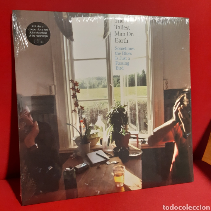 THE TALLEST MAN ON EARTH ' SOMETIMES THE BLUES IS JUST A PRESSING BIRD' LP ¡NUEVO! (Música - Discos de Vinilo - EPs - Cantautores Extranjeros)