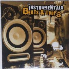 "Discos de vinilo: INSTRUMENTALS BEATS & LOOPS [ESPAÑA HIP HOP / INSTRUMENTALES / RAP ] [DJ TOOL LP 12"" 33RPM] [2004]. Lote 210978127"