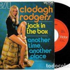 """Discos de vinilo: REINO UNIDO 1971. """"JACK IN THE BOX"""" - CLODAGH RODGERS. Lote 210978789"""