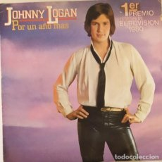 "Discos de vinilo: IRLANDA 1980. ""WHAT'S ANOTHER YEAR"" - JOHNNY LOGAN. Lote 210978810"