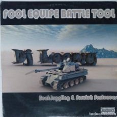 "Discos de vinilo: DJ LOOMY - FOOL EQUIPE BATTLE TOOL [HIP HOP / SCRATCH / TURNTABLISM] [DJ TOOL LP 12"" 33RPM] [2005]. Lote 210979310"