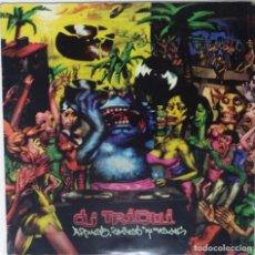 "Discos de vinilo: DJ TRIQUI - RITMOS, CACHOS Y VOCES [HIP HOP / SCRATCH / TURNTABLISM] [DJ TOOL LP 12"" 33RPM] [2005]. Lote 210979454"