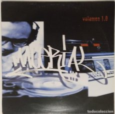 "Disques de vinyle: SOUCHI DJ - MATERIAL VOL.1 [HIP HOP / SCRATCH / TURNTABLISM] [ORIGINAL DJ TOOL LP 12"" 33RPM] [2004]. Lote 210979762"