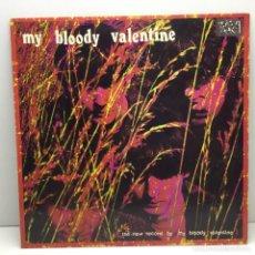 Discos de vinilo: RARO LP - DISCO - VINILO - MY BLOODY VALENTINE - THE NEW RECORD BY MY BLOODY VALENTINE - AÑO 1986. Lote 211257769