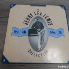 Discos de vinilo: JERRY LEE LEWIS - THE COLLECTION (2LPS). Lote 211258304