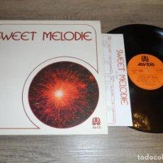 Discos de vinilo: VARIOUS – SWEET MELODIE (FRANCE 1979). Lote 211258482