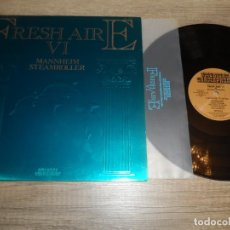 Discos de vinilo: MANNHEIM STEAMROLLER WITH LONDON SYMPHONY & CAMBRIDGE SINGERS – FRESH AIRE VI (USA 1986). Lote 211258942
